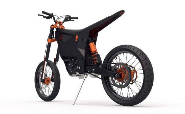 KTM Delta electric motorcycle (6)
