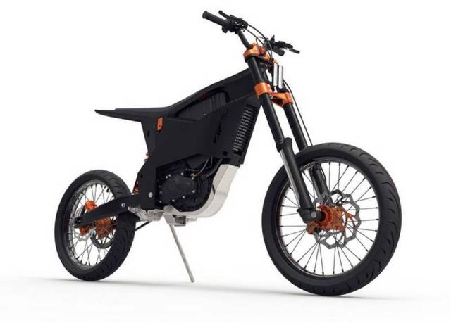 KTM Delta electric motorcycle (5)