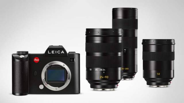 Leica SL Mirrorless Camera (1)