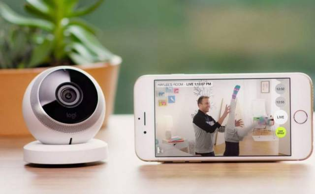 Logi Circle - the home connection camera (2)