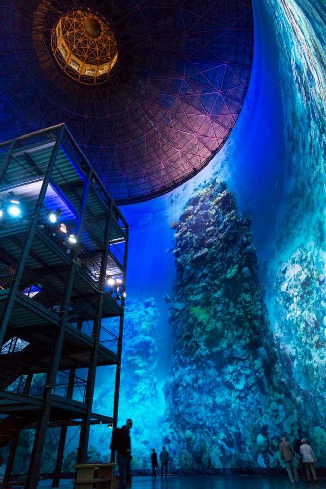 Majestic panorama of the great barrier reef (4)