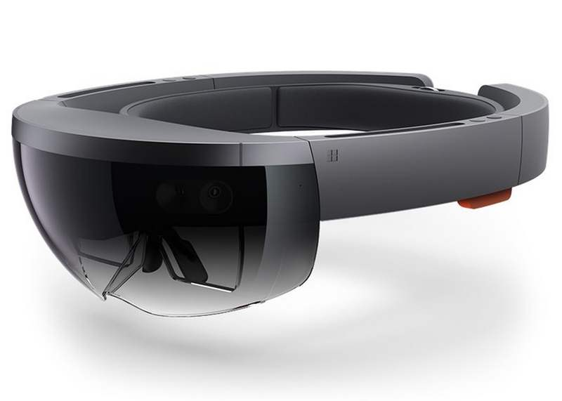 Microsoft's Augmented Reality HoloLens