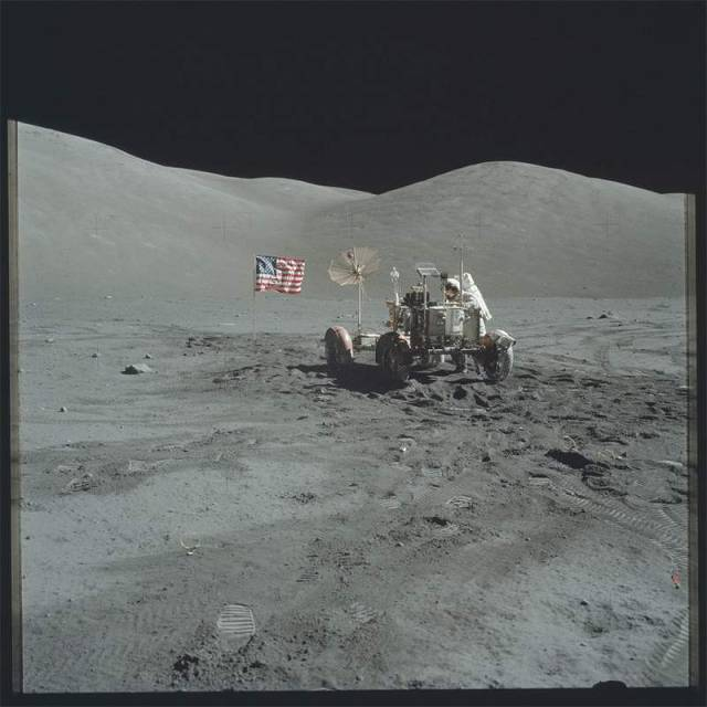 HD photos from the Apollo Missions (2)