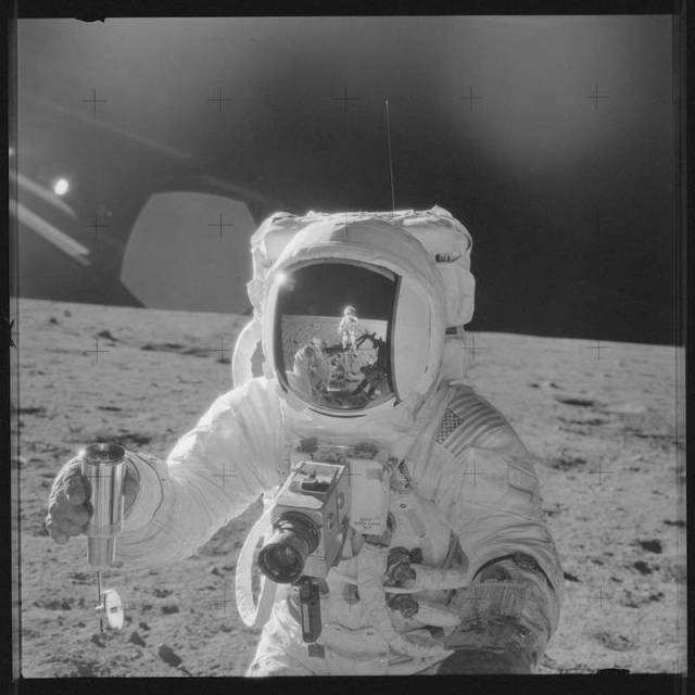 HD photos from the Apollo Missions (10)