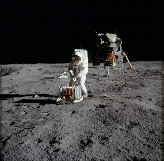 HD photos from the Apollo Missions (7)