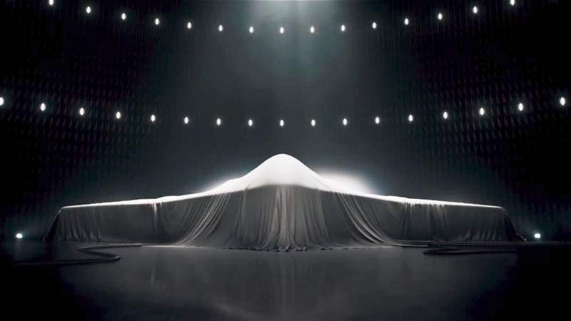 Long Range Strike Bomber (LRS-B) stealth aircraft
