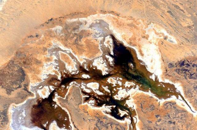 Flyover of Australia from Space Station (1)