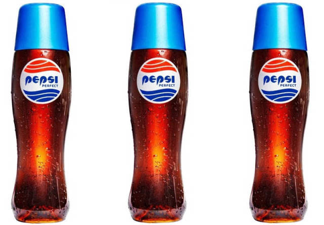 Pepsi Perfect limited edition bottle