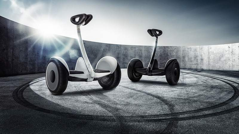 the innovation of the segway 2001-12-3 segway vs cars - segway parts include a sophisticated sensor system made up of gyroscopes learn about segway parts and how they prevent the segway from tipping over.