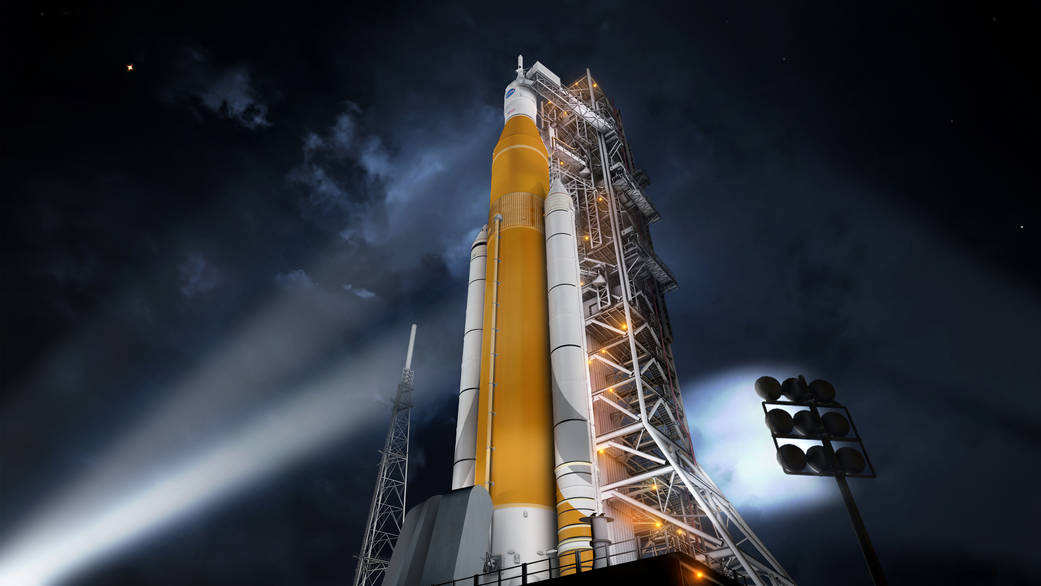 Space Launch System Design ready for Journey to Mars