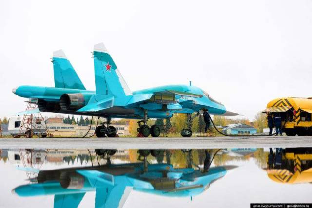 Russia's Su-34 Fullback Fighter (21)