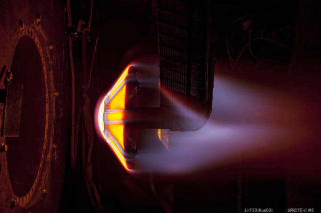 The Heat Shield testing for future Mars Explorations