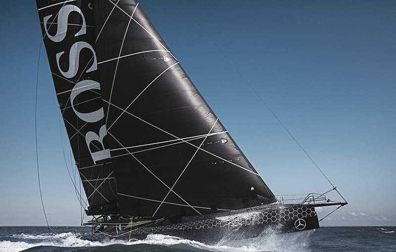 Hugo Boss racing sailing yacht (4)