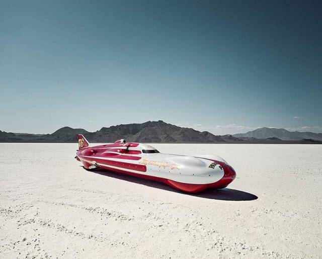 The world's fastest place by Alexandra Lier
