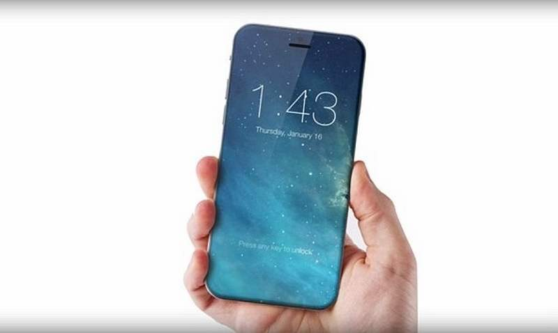 iPhone 7 could dump the home button
