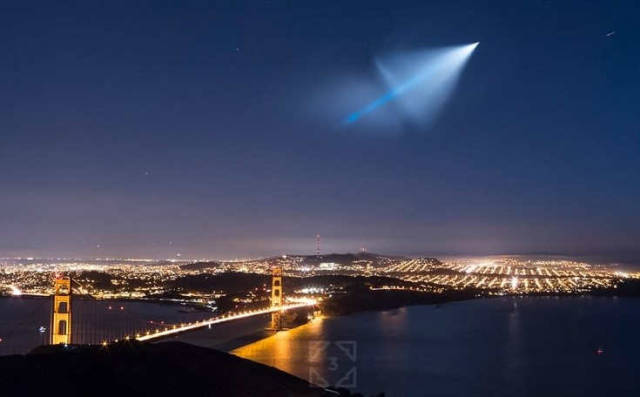 Trident II (D5) Missile Launch
