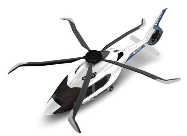 Airbus H160 civil helicopter (2)