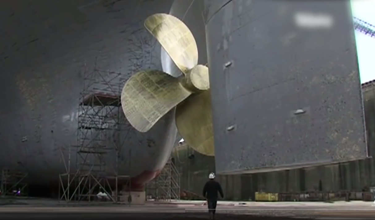 All the World's Largest Ships (1)
