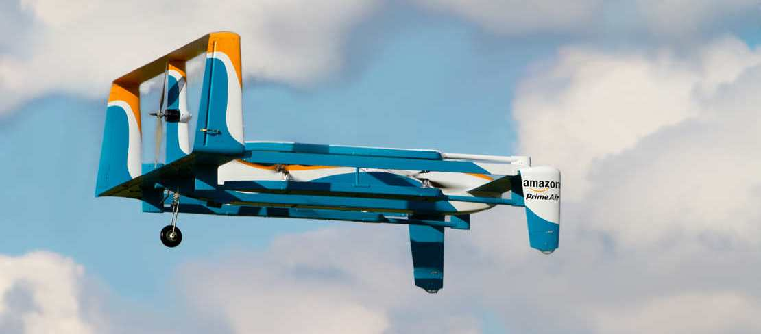 Amazon's new Delivery Drone (1)
