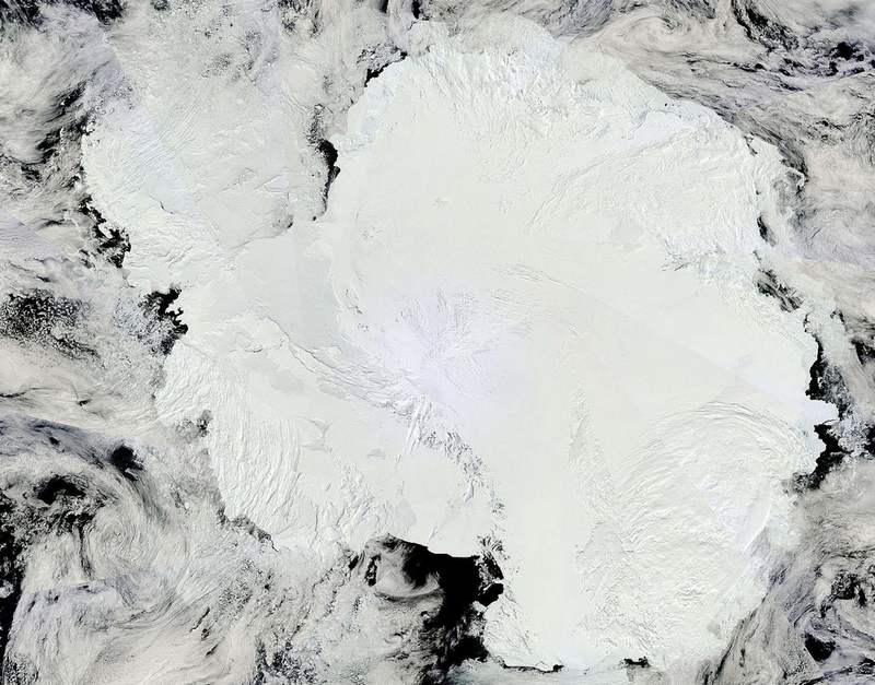 Antarctica is gaining more ice than it's losing