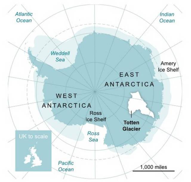 Antarctica is gaining more ice than it's losing (2)