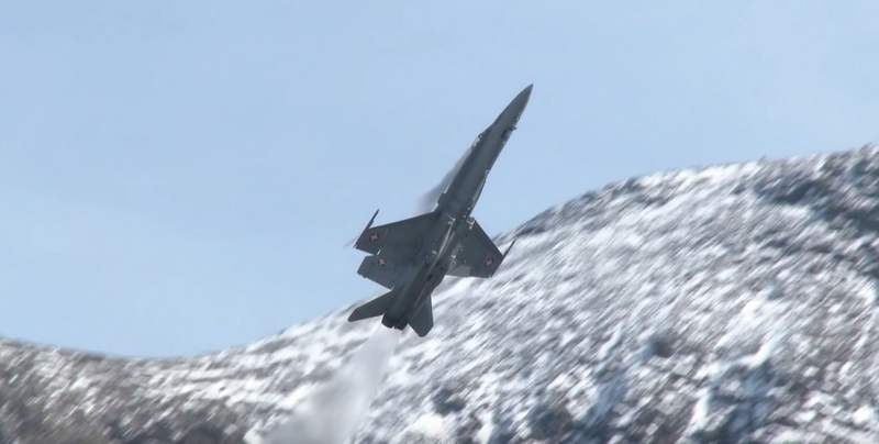 Axalp 2015 Swiss Air Force