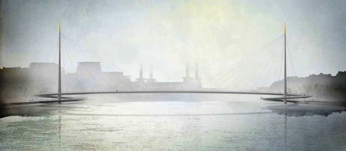 Nine Elms to Pimlico bridge by Bystrup (1)