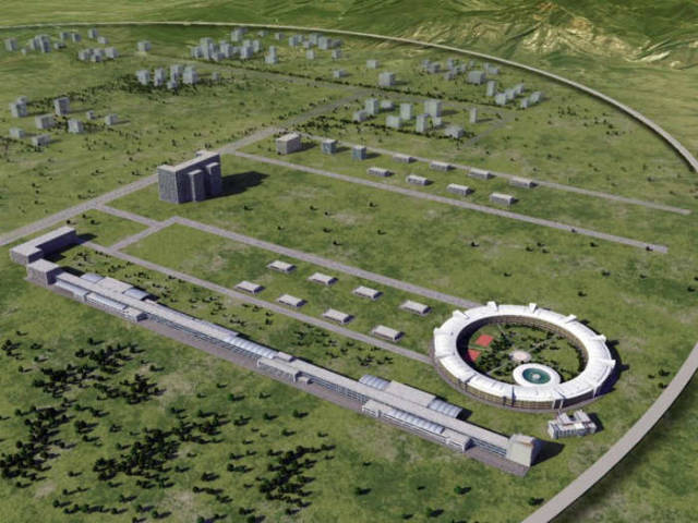 China's Particle Collider