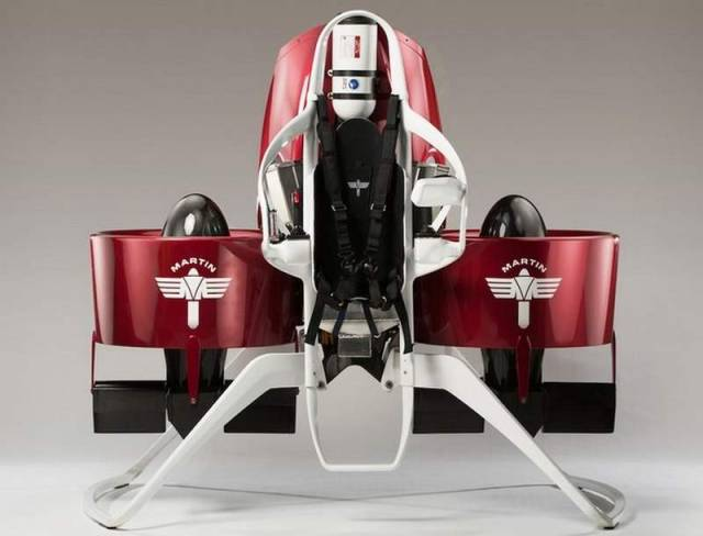 Dubai's firefighters with jetpacks 3