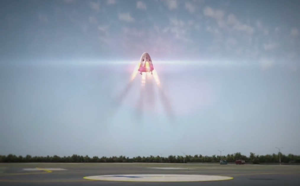 How SpaceX Crew Dragon will fly astronauts (1)
