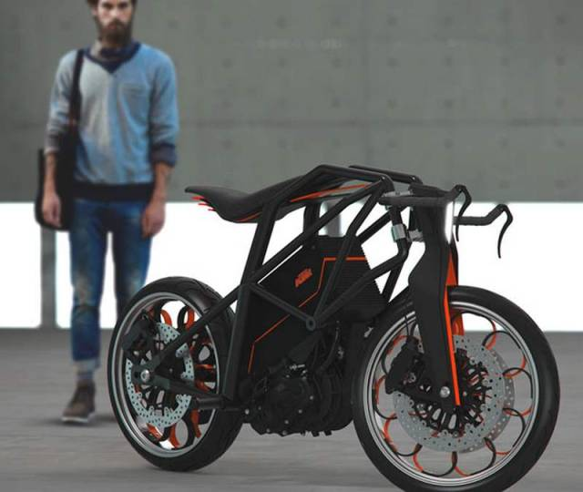 KTM Ion Concept Motorcycle (1)