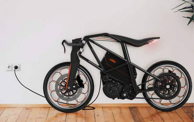 KTM Ion Concept Motorcycle (8)