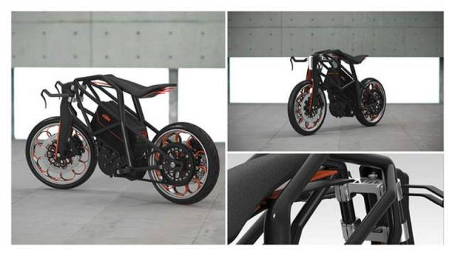 KTM Ion Concept Motorcycle (2)