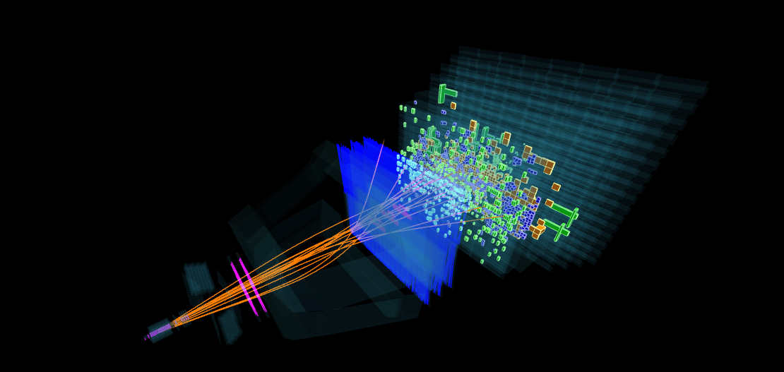 LHC Re-creates First Moments Of The Universe