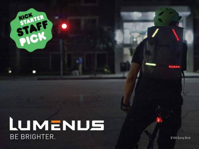 Lumenus smart Light-Up bike Jacket (3)