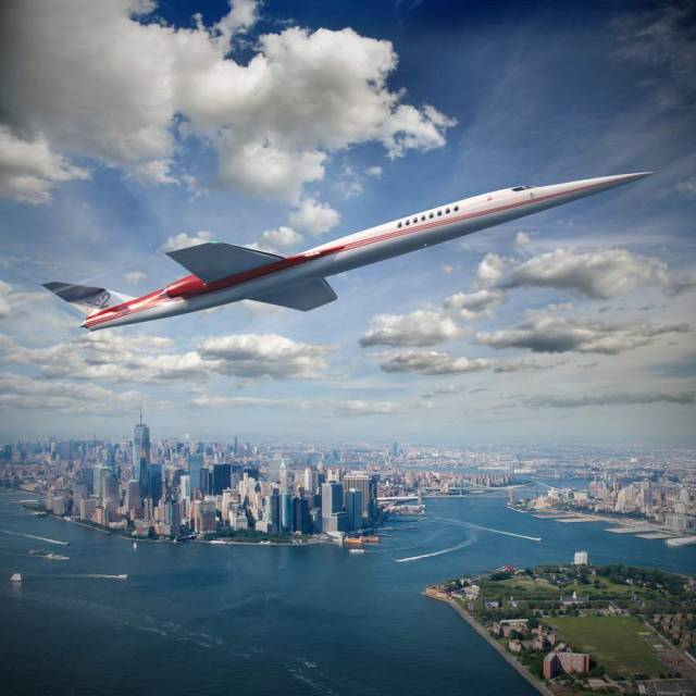 Aerion AS2 Supersonic private jet (12)