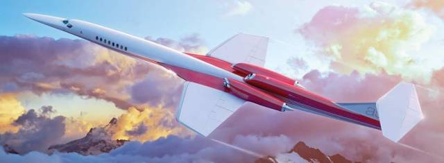 Aerion AS2 Supersonic private jet (10)