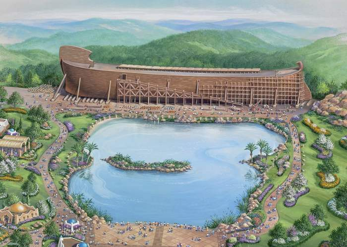 Noah's Ark in Theme Park (4)