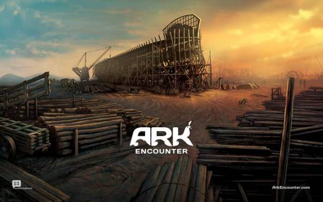 Noah's Ark in Theme Park (2)