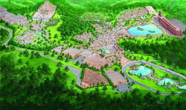 Noah's Ark in Theme Park (1)