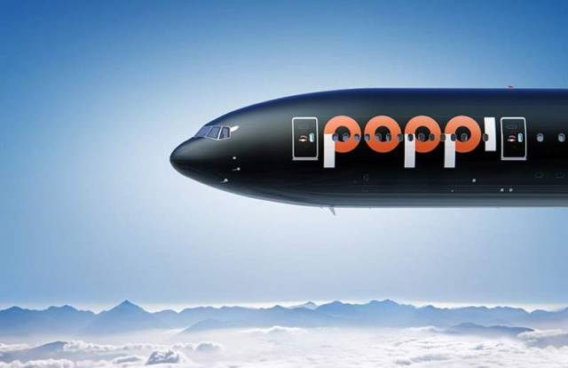 Poppi- the Airline of the Future