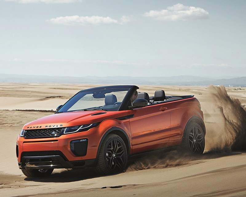 wordlesstech range rover evoque convertible. Black Bedroom Furniture Sets. Home Design Ideas