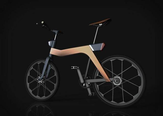 RubyBike concept