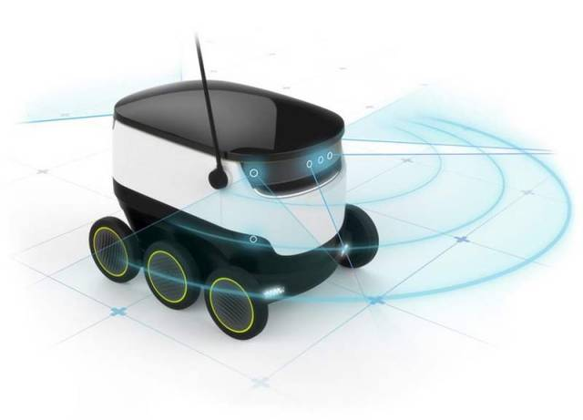 Self-Driving Delivery Robot (1)