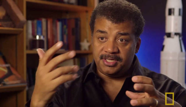 Sex in Space by Neil DeGrasse Tyson