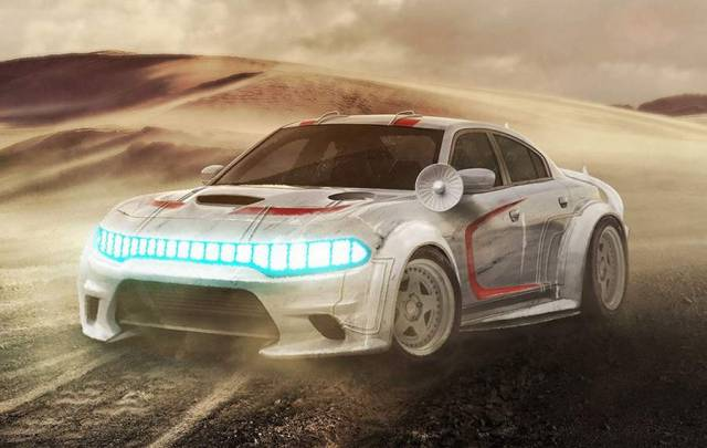 Star Wars characters as Sports cars (1)