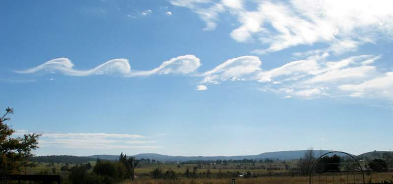 Com Continuous News Colorado >> Stunning Kelvin-Helmholtz Clouds over Colorado | wordlessTech