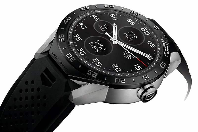 TAG Heuer Android smartwatch
