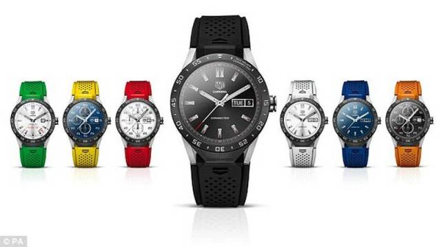 TAG Heuer Android smartwatch 2