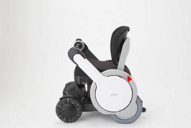 Whill personal mobility device (5)